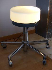lampe style indus.modèle unique H.48cm