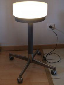 lampe style indus.modèle unique H.64cm