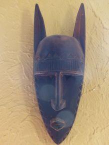 masque bois H54 cm