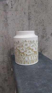 Pot à biscuit Hornsea Fleur