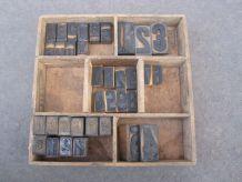 ancienne caisse imprimerie