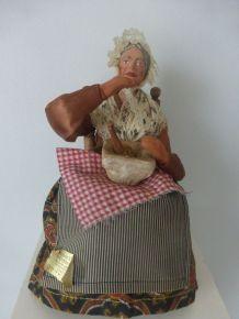 Ancien santon de Provence Maryse Di Landro
