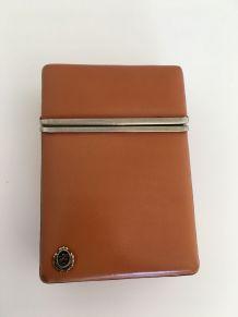 Étui à cigarettes/ porte-paquet vintage