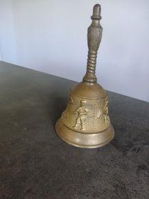 Cloche bronze ou laiton