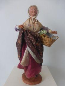 Ancien santon de Provence Escoffier
