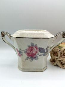 sucrier en céramique