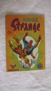 Spécial Strange N° 8 - 1977
