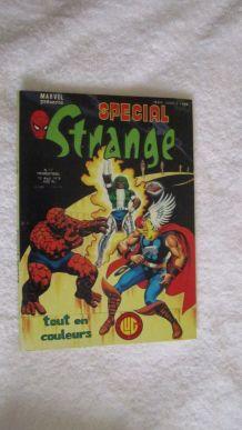 Spécial Strange N° 17 - 1979