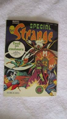 Spécial Strange N° 18 - 1979