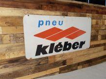 """Plaque déco garage """"Kleber"""""""