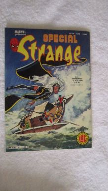 Spécial Strange N° 21 - 1980