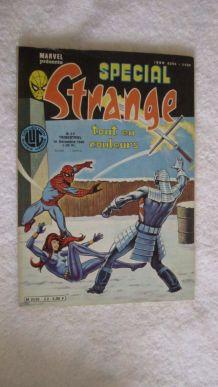 Spécial Strange N° 22 - 1980