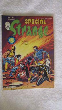 Spécial Strange N° 23 - 1981