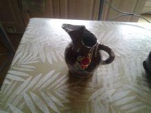 Pichet en céramique vallauris