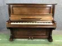 Piano droit Lucien OOR (Belgique) fin XIXème-début XXème