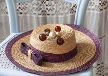 Lot  de 8 épingles à chapeau anciennes