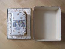 Boite en porcelaine de Limoges  souvenir de communion