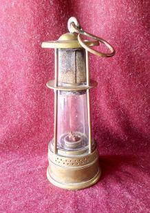 Lampe de mineur Bainbridge Achille André