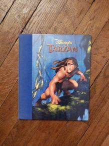 Disney's Tarzan- Walt Disney Records- 1999- en ANGLAIS