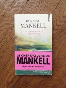 Les Chaussures Italiennes- Henning Mankell- Points