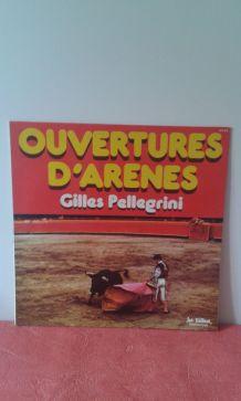Vinyle 33T : Ouvertures d'Arènes.