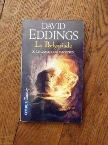 La Belgariade- Tome 3- Le Gambit Du Magicien- David Eddings