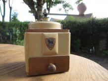 Ancien moulin à café Peugeot Frères année 50   vintage