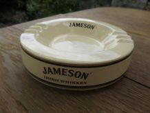 cendrier Jameson Irish Whiskey vintage