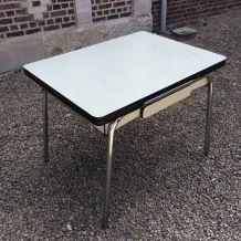 table vintage formica