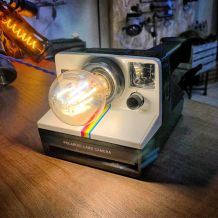 Lampe appareil photo Polaroïd
