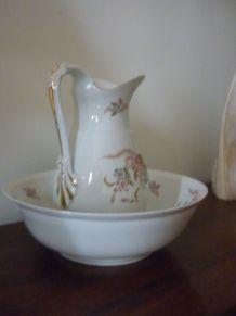 Ensemble de toilette Porcelaine de Limoges