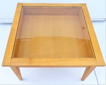 Table basse scandinave vintage Hyllinge Mobler