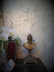 Ancienne lampe à pétrole Vintage Matador 15, très déco