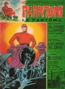 Bande dessinée PHANTOM n° 387 de 1972