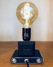 Lampe vintage Cosette Zeiss - Atelier Monsieur Lumière