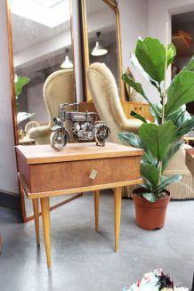 Table de chevet vintage 1960's