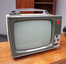 Moniteur Tv vintage déco 1950