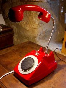 Lampe téléphone et enceinte bluetooth/lampe de table