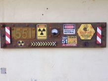 Decoration industrielle loft