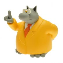 LE CHAT VA PARLER - Geluck - Figurine Plastoy Collectoys