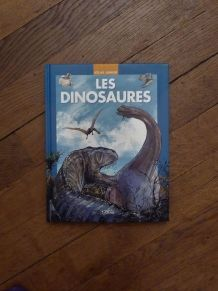 Les Dinosaures- Glénat- Atlas Junior