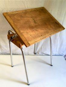 Bureau/Table à dessin années 50