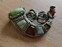 """Ancienne broche """"MIRACLE"""""""