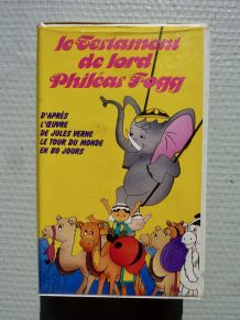 Le testament de Lord Philéas Fogg - VHS