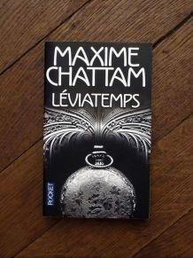 Leviatemps- Maxime Chattam- Pocket- Alain Michel