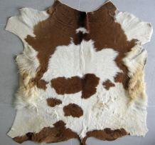 Vintage : Peau de veau, tannage artisanal