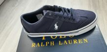 Basket Ralph Lauren Bleu Marine Pointure 43