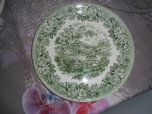 assiette patented design underglaze made in italy