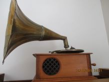 Phonographe d'origine