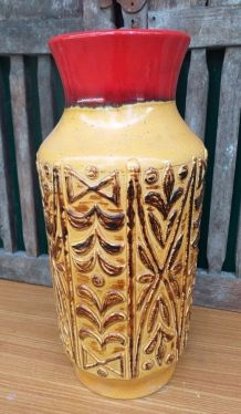 Grand vase céramique vintage